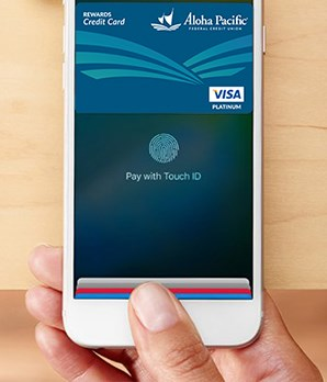 APFCU Mobile Wallet Service - Aloha Pacific Federal Credit Union