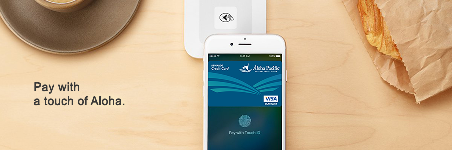 Mobile Wallet Service - Pay with a touch of Aloha