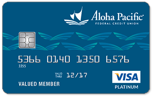 VISA® Platinum Wave Card