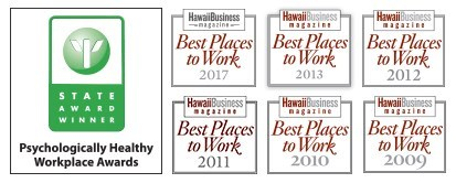 Psychologically Healthy Work Place Awards