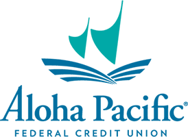 Aloha Pacific Federal Credit Union logo